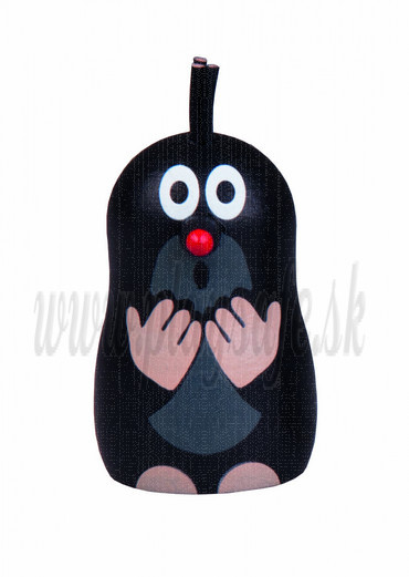 DETOA Wooden Magnet Mole Wondering
