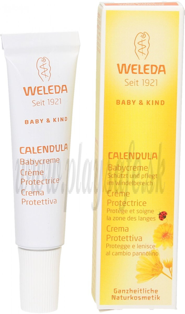 Weleda Calendula Nappy Change Cream, 10ml
