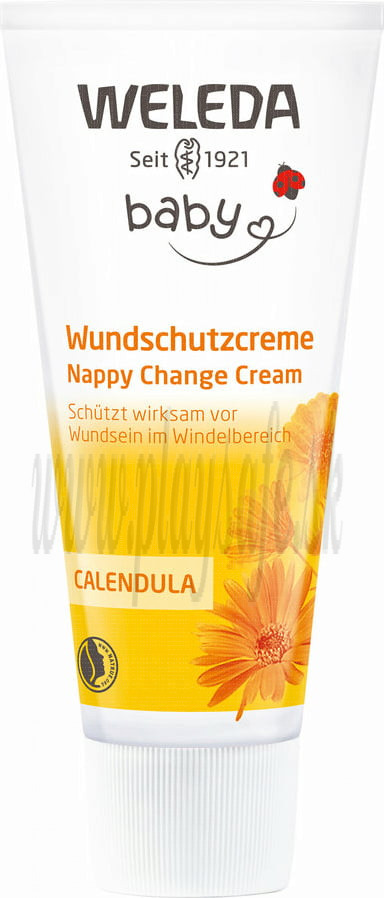 Weleda Calendula Nappy Change Cream, 75ml