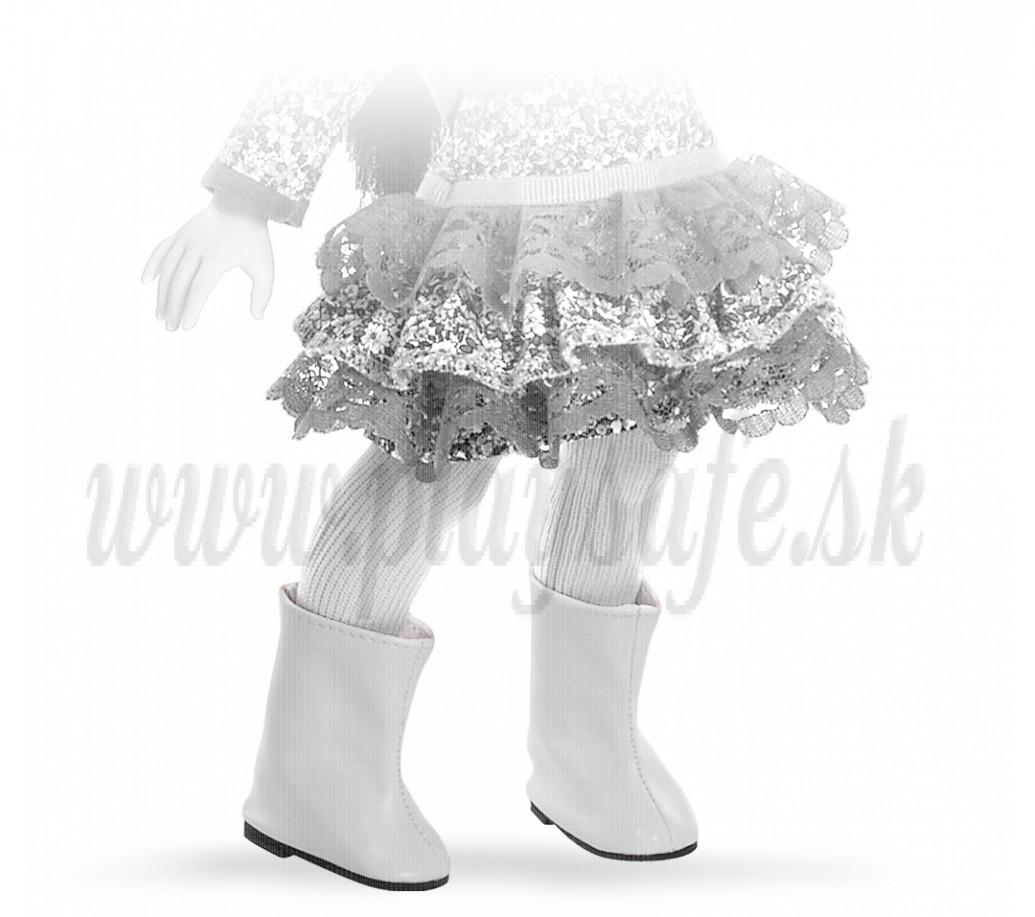 Paola Reina Las Amigas Boots white