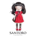 Santoro London Gorjuss Doll Ruby, 32cm