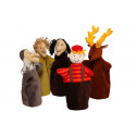 Noe Hand Puppets Set Smolicek, 5pieces