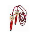 Greenkid Children Skipping Rope Ladybug