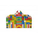 Gerlich ODRY Building Blocks 33mm color, 100 pieces