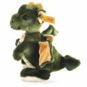Steiff Soft toy Dragon Boy Raudi, 17cm