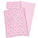Goki Bedding Set For Dolls, Pink
