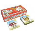 MPF Children Memory MAXI Farm Animals, 24 pieces