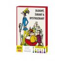 Efko Board Game Long, Broad and Sharpsight retro edition