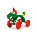 Greenkid Wooden Pull Along Toy Dragon Alex