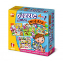 Efko Puzzle 4in1 My Day