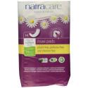 Natracare Organic Cotton Maxi Pads Regular, 14 Pieces