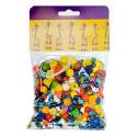 DETOA Wooden Bead Set Color, 100g