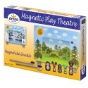 DETOA Wooden Magnetic Theatre Mole