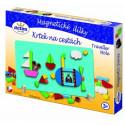 DETOA Wooden Magnetic Puzzle Traveller Mole