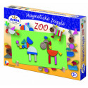 DETOA Wooden Magnetic Puzzle ZOO