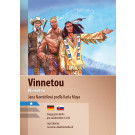 Dvojjazyčná kniha Karl May: Vinnetou NJ-SJ