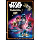 Star Wars - Tri, dva, jedna, lep!