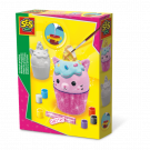 SES Creative Casting & Painting Set Unikitty cupcake