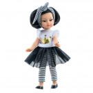 Paola Reina Las Miniamigas Doll Mia 2020, 21cm