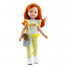 Paola Reina Las Amigas Doll Liu 2020 red hair, 32cm