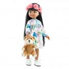 Paola Reina Las Amigas Doll Meily 2021, 32cm