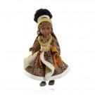 Paola Reina Las Amigas Doll Nora Africana, 32cm