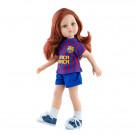 Paola Reina Las Amigas Doll Cristi Amiga Barça, 32cm