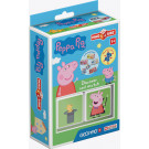 GEOMAG Magicube Magnetic cubes Peppa Pig Dicover And Match, 2 cubes