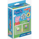 GEOMAG Magicube Magnetic cubes Peppa Pig A Day with Peppa, 2 cubes