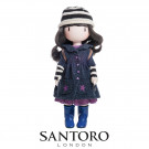 Santoro London Gorjuss Doll Toadstools, 32cm