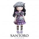 Santoro London Gorjuss Doll Little Violet, 32cm