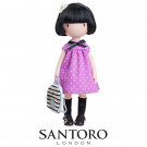 Santoro London Gorjuss Doll Bluebird´s Proposal, 32cm