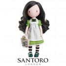 Santoro London Gorjuss Doll On Top Of The World, 32cm