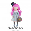Santoro London Gorjuss Doll The Dreamer, 32cm