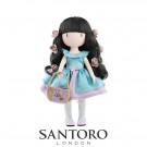 Santoro London Gorjuss Doll Rosebud, 32cm