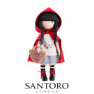 Santoro London Gorjuss Doll Little Red Riding Hood, 32cm