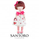 Santoro London Gorjuss Doll Little Heart, 32cm