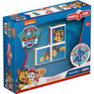 GEOMAG Magicube Magnetic cubes Paw Patrol Chase Skye Rocky, 3 cubes