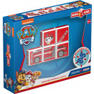 GEOMAG Magicube Magnetic cubes Paw Patrol Marshall's Fire Truck, 5 cubes