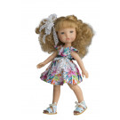 Berjuan Fashion Girls Doll Blonde 2017, 35cm