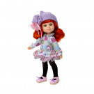 Berjuan My Girl Doll Red, 35cm in purple
