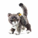 Steiff Soft toy Cat Kitty, 25cm