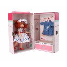 Berjuan Irene Red Hair Doll, 22cm