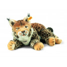 Steiff National Geographic Soft toy Lynx Mizzy, 35cm