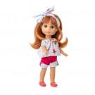 Berjuan Luci vestido estrellas Doll, 22cm