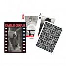 Piatnik Playing Cards Charlie Chaplin Single Deck
