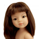 Paola Reina Las Amigas Doll Mali, 32cm Naked