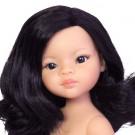 Paola Reina Las Amigas Doll Liu, 32cm Naked