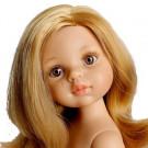 Paola Reina Las Amigas Doll Claudia, 32cm Naked