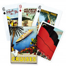Piatnik Playing Cards The Golden Age Of Cruises Single Deck